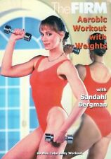THE FIRM AEROBIC WORKOUT WITH WEIGHTS DVD CLASSIC ORIGINAL VOL 3 SANDAHL BERGMAN