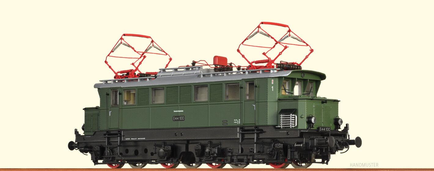 Brawa 43404 Locomotora Eléctrica E44 100 Db Ep.iii Nuevo