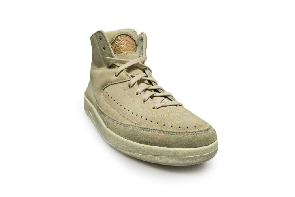Homme Nike Air Jordan 2 Retro Decon Decon Decon - 897521100-Off Blanc Baskets 7103b1