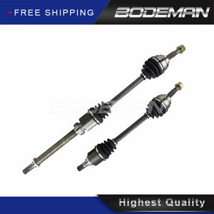 For 2007-2012 Nissan Versa CV Axle Assembly Front Left GSP 39799NT 2008 2009