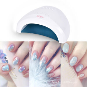 48W SUNone LED UV Nail Sèche Lampe à ongles Séchoirs à ongles Manucure