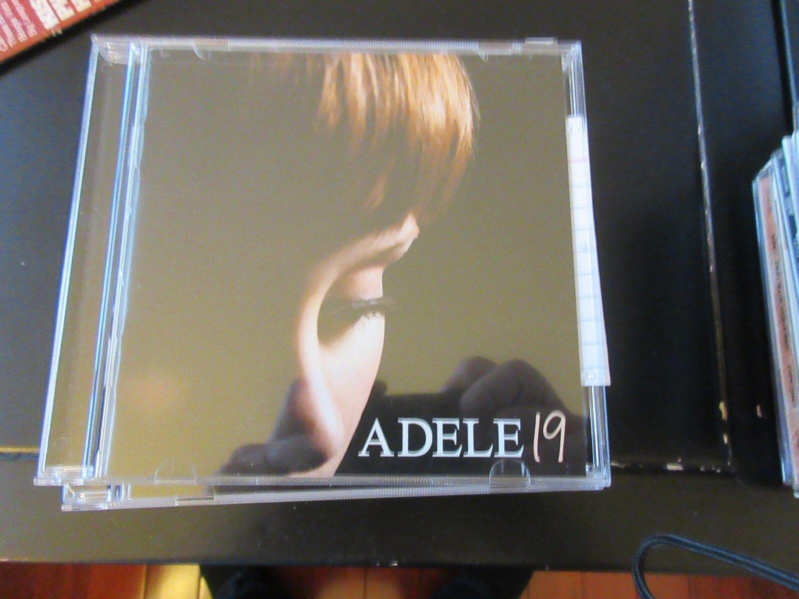 ADELE ,19 , CD 696555087544
