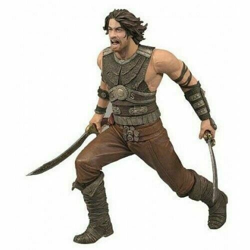 McFarlane Toys Prince of Persia 4 Inch Action Figure Warrior Dastan