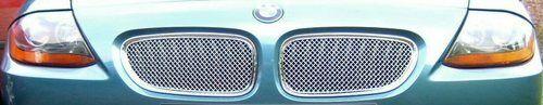 BMW Z4 AFTERMARKET TOP Sports Grill 2003-2006 zbm7403