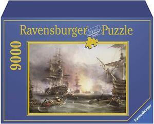 3528 Puzzle Ravensburger 9000 Pièces-Le Bombardement d/'Alger