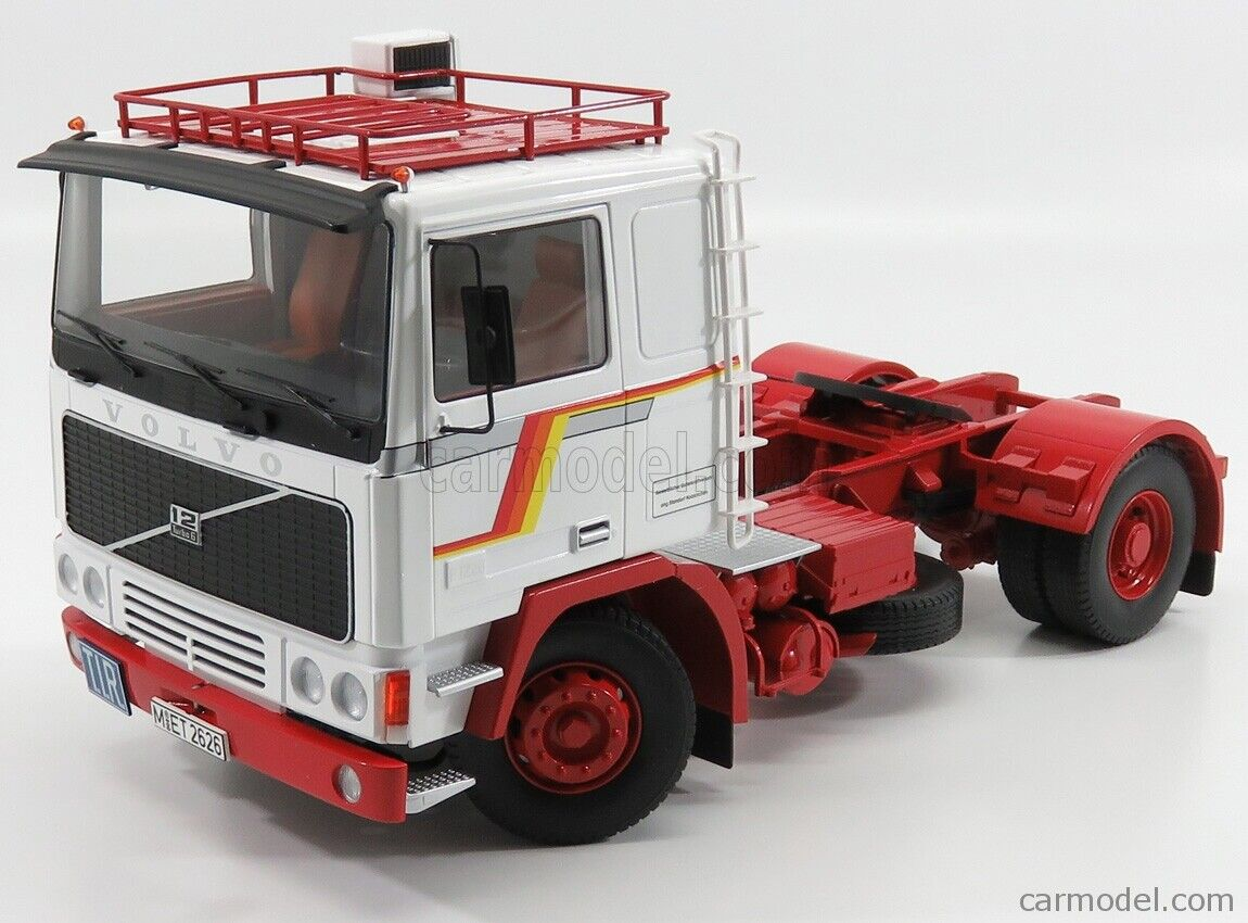 Road-kings rk180031 scala 1 18 volvo f1220 turbo 6 tractor truck 2-assi 1977