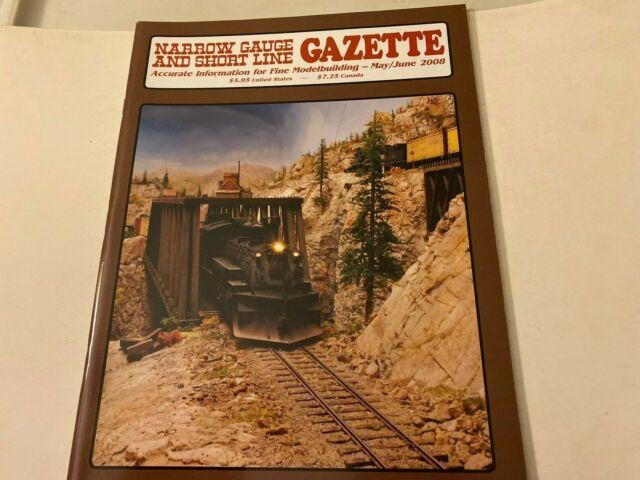 Narrow Gauge And Short Line GAZETTE Magazine