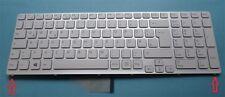 Tastatur SONY Vaio SVE1713D1EW SVE171G11M AVE171G12M SVE171E13M DE Keyboard