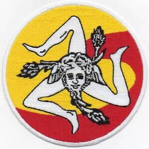 stemma trinacria da
