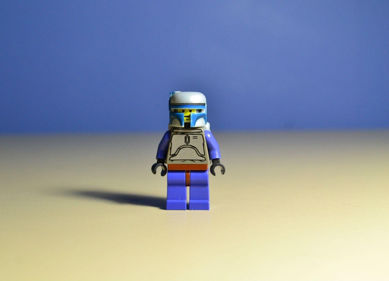 Lego Star Wars Jango Fett Minifigure 7153