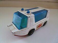 Ambulance Stretcha Fetcha - Matchbox - Lesney - 1971 - # 46 - White - England
