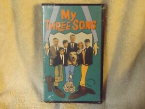 VHS-Collector-039-s-Edition-My-Three-Sons-Robbie-4-TV-Episodes-Brand-New-Sealed-1998