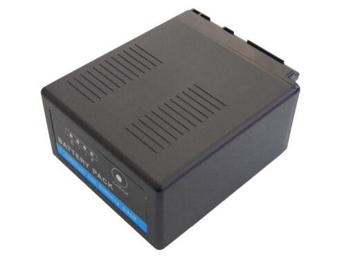 Original intensilo batería 7800mah para Panasonic vw-vbg6