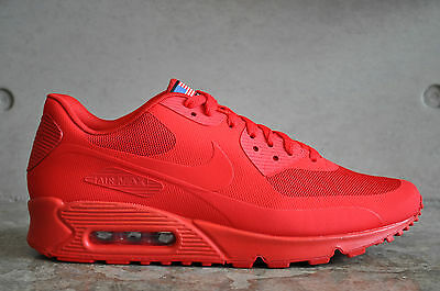 mijnnen nike air max 90 hyperfuse rood