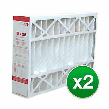 BestAir Pro 5-2020-11-2 MERV 11 Residential Air Cleaner That Fits Honeywell Pack of 2 20 x 20 x 5