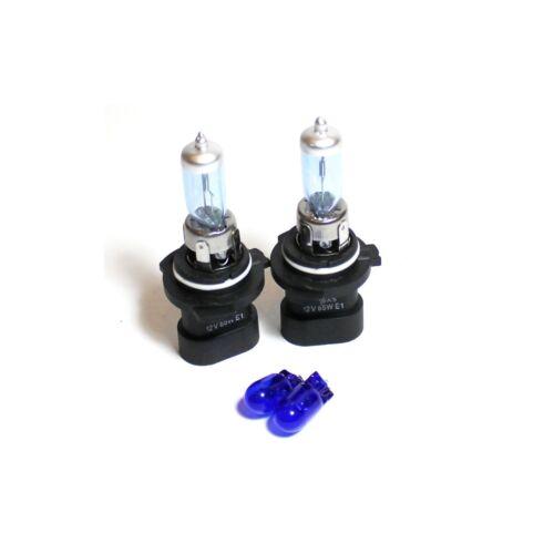 Mazda 6 GH HB4XS 501 55w Tint Xenon HID Low//Side Headlight Headlamp Bulbs Set