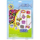 Perler Jewelry Beads Activity Kit Neon