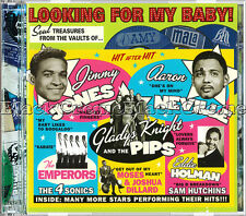 """VA-""""Looking For My Baby!"""" (Soul Treasures From The Vaults of Amy-Mala-Bell) 2003"""
