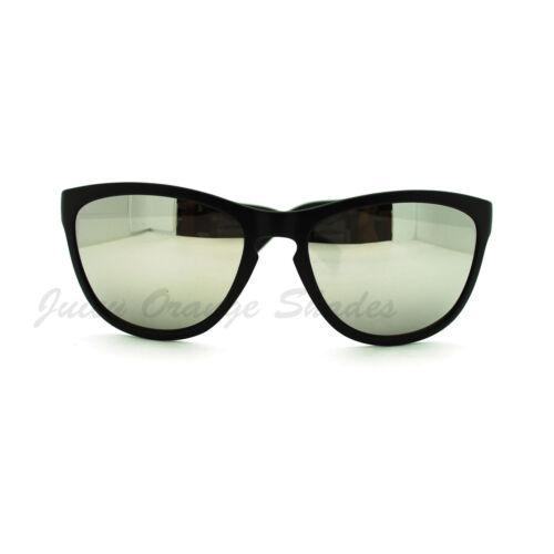 Sporty Reflective Lens Celebrity Fashion Women/'s Sunglasses