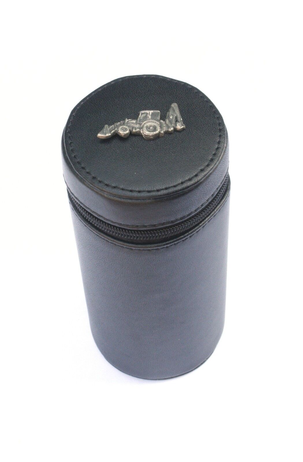 Digger JCB Shooting Peg Position Finder Numberojo Cups 1-10 negro Leather Case