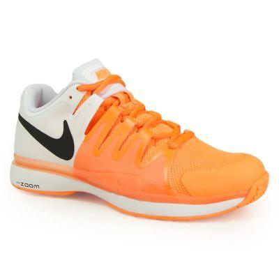 Tennis 9 amp  bianco Uk 5 4 Vapor Scarpe Nero Crostata Da Tour Nike Zoom ... e2656c55d34