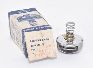 """Barnes Jones Cage Unit 1721 Steam Trap for 1/2"""" #122 and ..."""