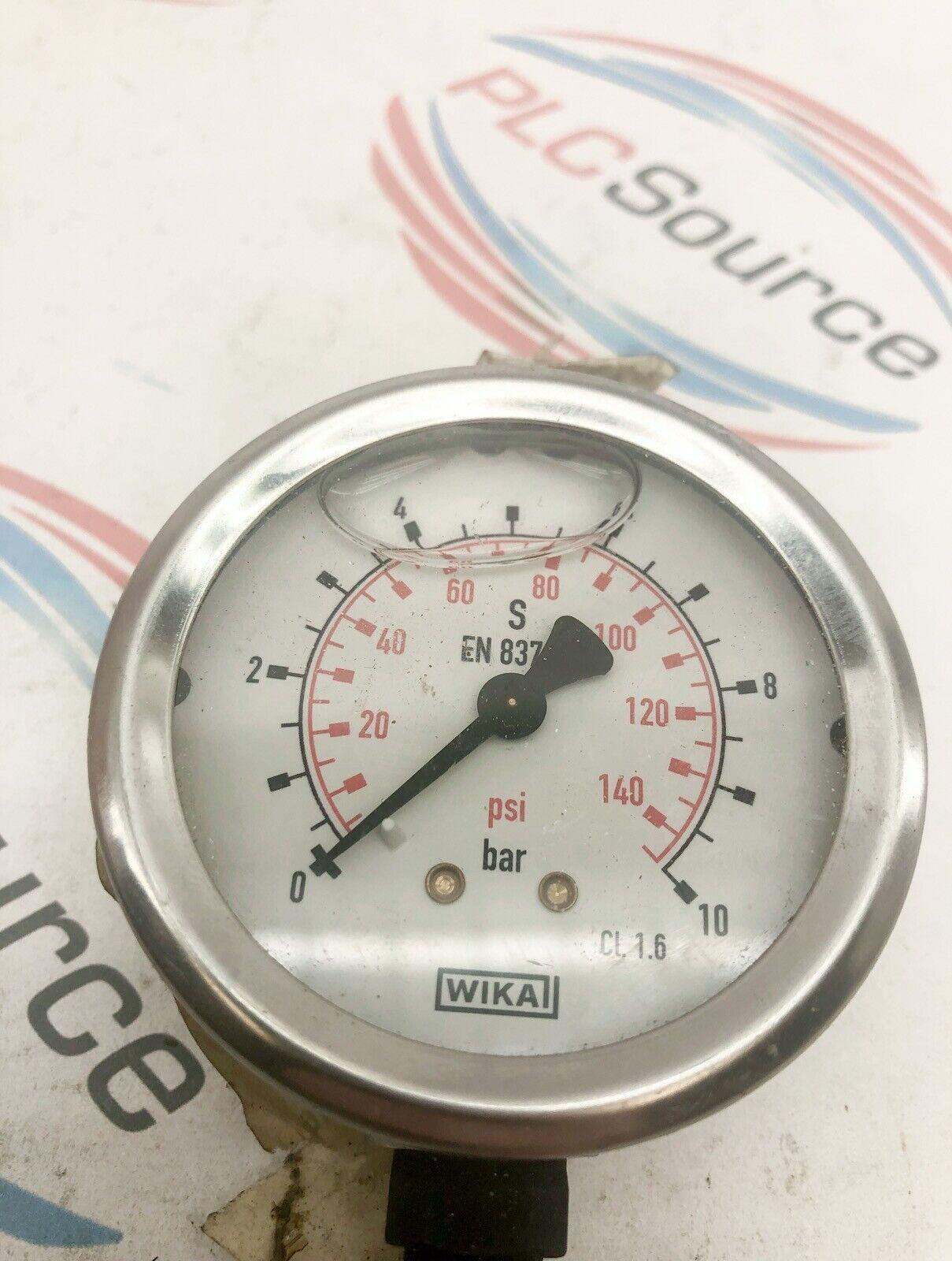 Wika manomètre 700 bar 213.53.100 pression affichage 0-700bar 700bar baranzeige g1//2b