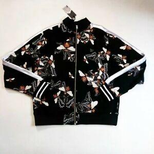 Akoo Black Sure Shot Track Jacket