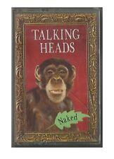 TALKING HEADS – NAKED – 1988 – MUSIC CASSETTE – TAPE