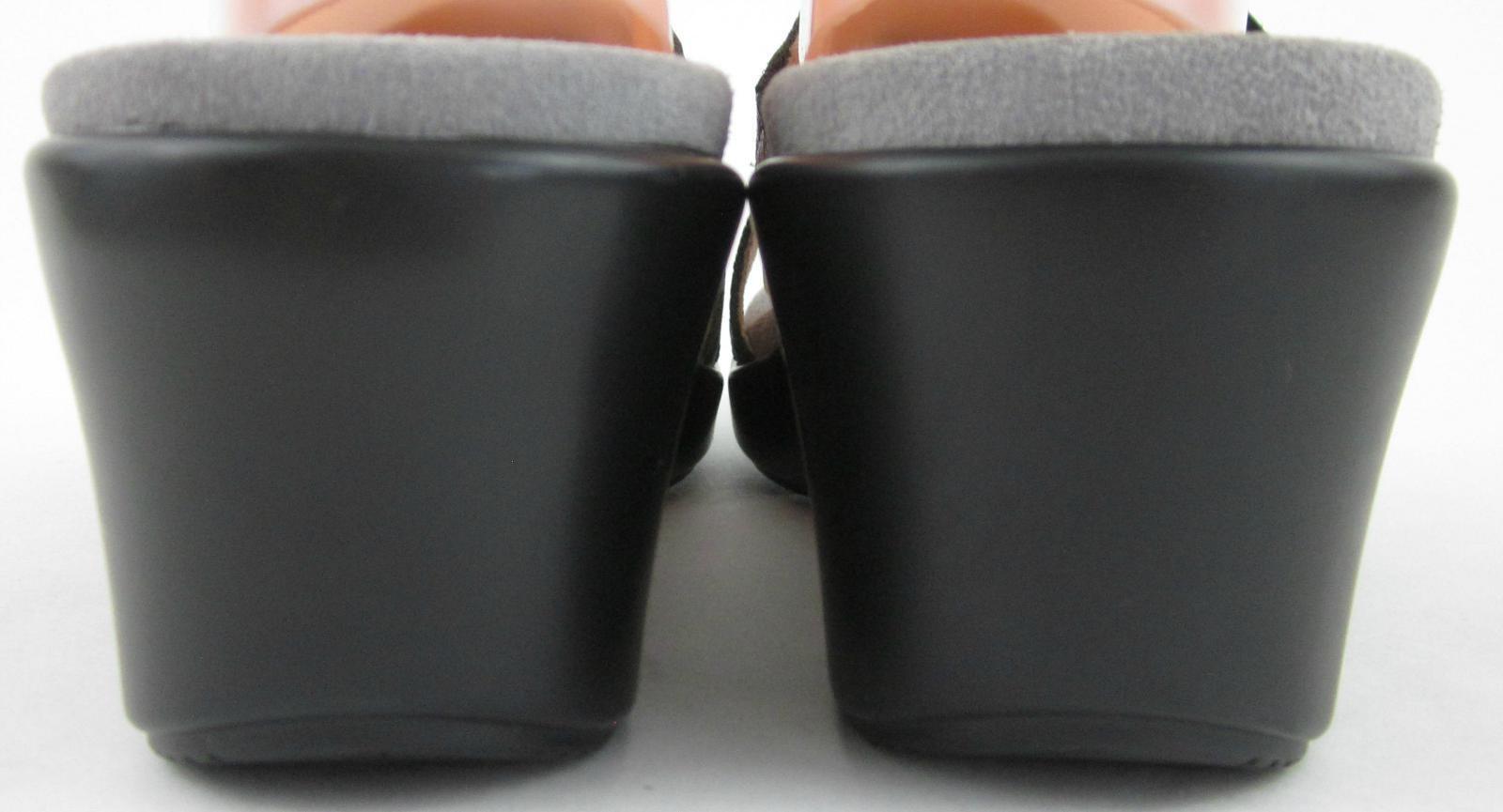 Alegria Alegria Alegria 'HULA' Floral Thong Sandals Black EU 39   US 9 Worn Once  9d86df