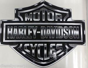 Harley Davidson Motorcycle Trailer Huge Big Decal Sticker HD - Stickers for motorcycles harley davidsonsmotorcycle decals and stickers