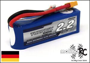 NEU-Turnigy-2200mAh-3S-40C-50C-NEU-POWER-3S-XT60-Lipo-Akku-11-1V-50C