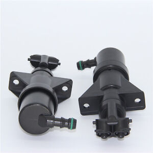 8D0955101-Pair-Headlight-Washer-Sprayer-Nozzle-Fit-For-Audi-A4-A6-RS6-S4