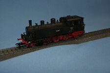Marklin 37133 DR Tender Locomotive Br 75 Black Digital  with Chimney Bridge
