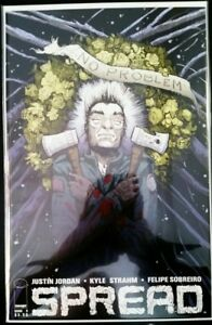 SPREAD #9 (2015 IMAGE Comics) Comic Book NM