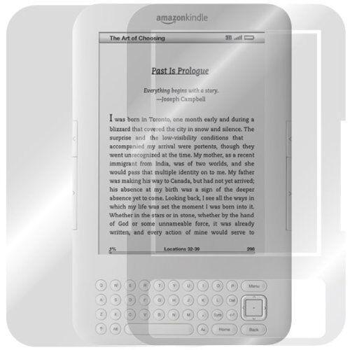 ArmorSuit MilitaryShield Amazon Kindle Keyboard 3G Screen Full Body Skin