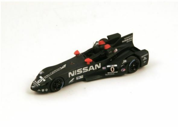 Nissan - Deltawing - L. Ordonez G. Jeannette - 5th Petit LM ALMS 2012  0 - Spark