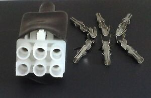 6 Pin Gerätestecker für Icom/Kenwood/Yaesu Neu/Ovp. - Deutschland - 6 Pin Gerätestecker für Icom/Kenwood/Yaesu Neu/Ovp. - Deutschland