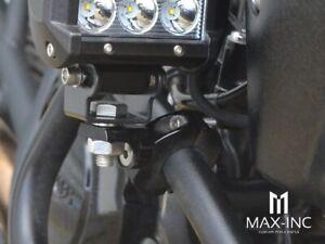28mm-CNC-Motorbike-Handlebar-Crash-Bar-Clamps-Spotlight-Fog-Light-Brackets