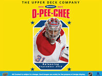 16/17 OPC Toronto Maple Leafs Base Card Team Set