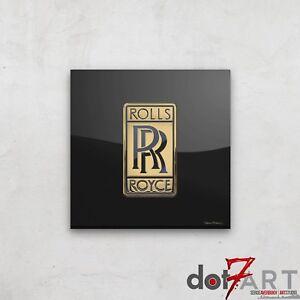 24-034-X24-034-Rolls-Royce-Badge-Luxury-Black-Open-Edition-Print