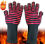 550-800-F-BBQ-Kitchen-Long-Large-Heat-Resistant-Silicone-Non-slip-Gloves miniature 10
