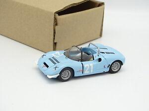 Kit Maquettes Voiture Monté Sb 1/43 - Fiat Abarth 1000 Sp Racing Imola 1968 Femme