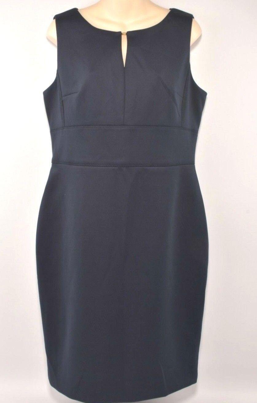 DKNY Navy bluee Sheath Dress, size