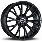 "Jantes roues Mak Munchen W Mat Black 17"" 8 0j BMW X3 11/2010 2017"