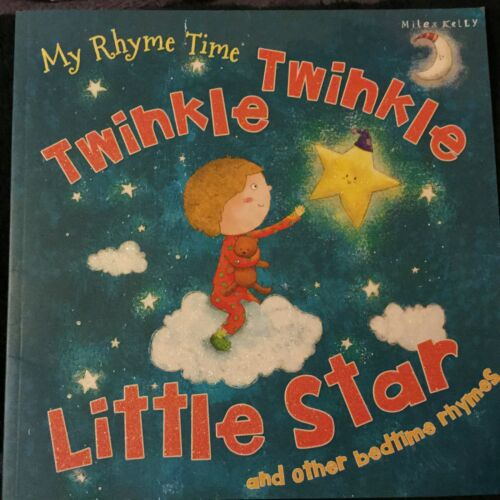 1 of 1 - My Rhyme Time Twinkle Twinkle Little Star & other bedtime rhymes (Nursery Rhy.