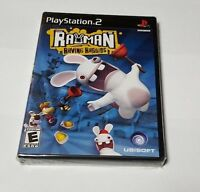 Rayman Raving Rabbids (sony Playstation 2, 2006)