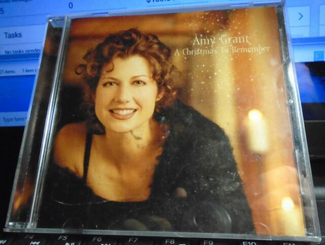 AMY GRANT A CHRISTMAS TO REMEMBER CD '99   eBay