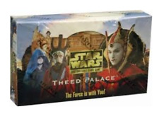 Star Wars CCG Theed Palace DFS Squadron Starfighter NrMint-MINT SWCCG