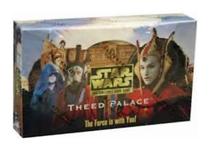 Docking Bay Star Wars CCG Theed Palace Blockade Flagship DS